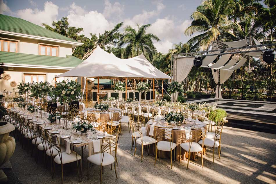 Drew Manor wedding venue in Trinidad